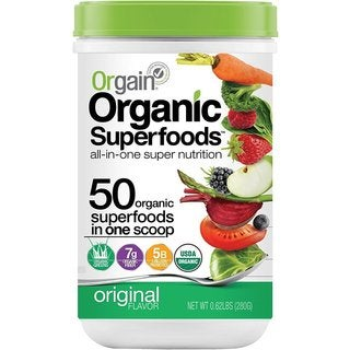 Orgain Superfoods 0.62-pound All-in-one Super Nutrition Original