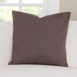 PoloGear Camel Hair Brown Accent Pillow