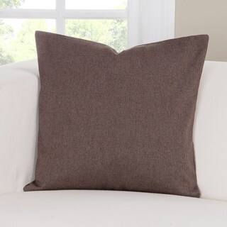 PoloGear Camel Hair Brown Accent Pillow