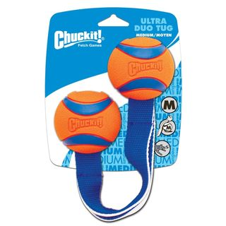 Petmate Chuckit Ultra Duo Tug Dog Toy