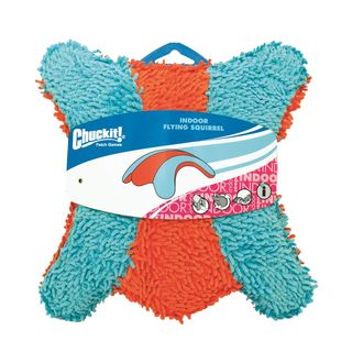Petmate Chuckit Indoor Squirrel Dog Toy