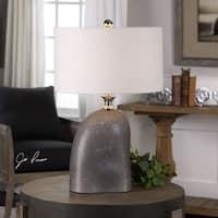 Uttermost Mendia Rust Bronze Table Lamp