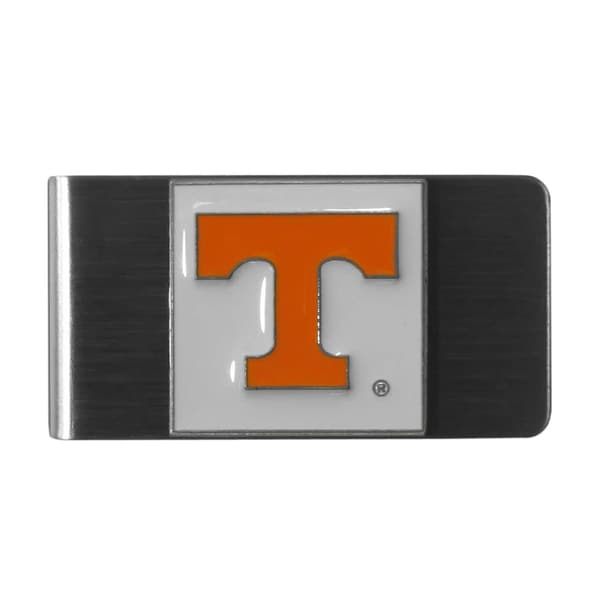 College NCAA Tennessee Volunteers Sports Team Logo Steel Money Clip