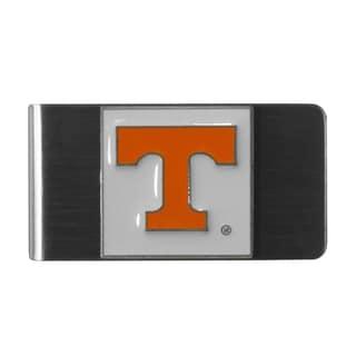 College NCAA Tennessee Volunteers Sports Team Logo Steel Money Clip