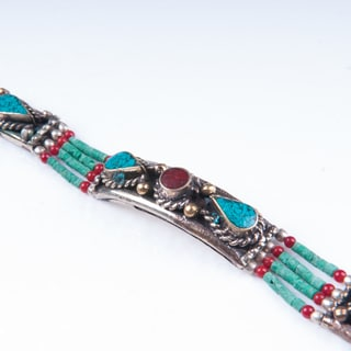 Antique Tribal Bracelet (Nepal)