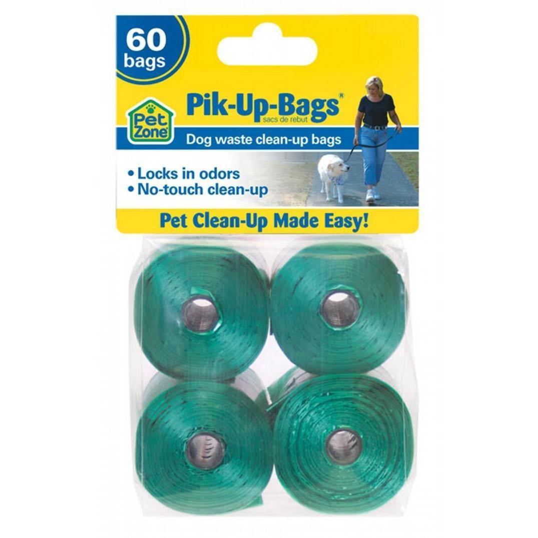 Our Pets Pik-Up-Dog Waste Bags (60 count)