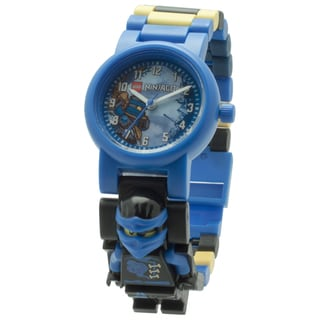 LEGO Ninjago Sky Pirates 'Jay' Minifigure Link Watch
