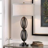Uttermost Moretti Oil Rubbed Bronze Table Lamp