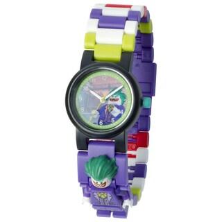 LEGO Batman Movie 'The Joker' Minifigure Link Watch
