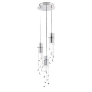 Lite Source 3-Light LED Tilden Pendant Lamp