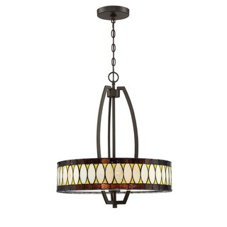 Lite Source 3-Light Geoffrey Pendant Lamp