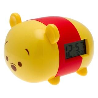 BulbBotz Disney Tsum Tsum 'Winnie the Pooh' 7.5 in Light-up Alarm Clock