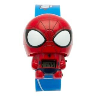 BulbBotz DC Kid's Spider-Man Light-up Watch
