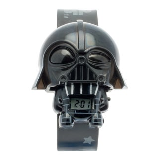 BulbBotz Star Wars Kid's Light Up Darth Vader Watch