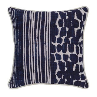 Kosas Home Tanza 18x18 Linen Blue Down and Feather Filled Throw Pillow|https://ak1.ostkcdn.com/images/products/13577936/P20253126.jpg?impolicy=medium
