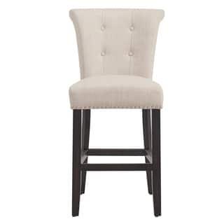 Safavieh Nrah Light Grey Counterstool Set Of 2 Free