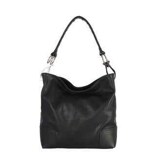 Rimen & Co. PU Leather Hobo Womens Purse Handbag - L
