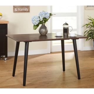 Simple Living Elyse Modern Farmhouse Dining Table