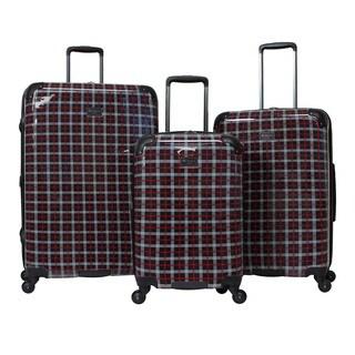 Ben Sherman Glasgow 3-Piece Lightweight Luggage Set