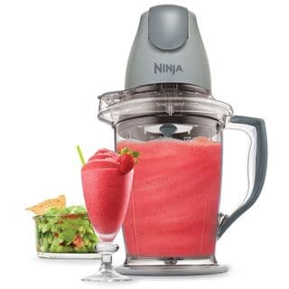 Ninja QB900B Master Prep Blender and Food Processor (Refurbished)