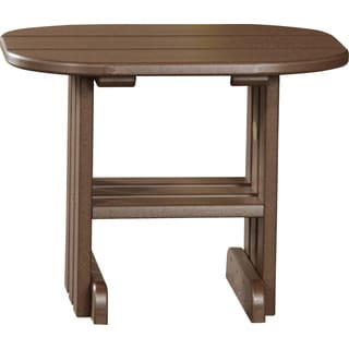Outdoor Poly End Table