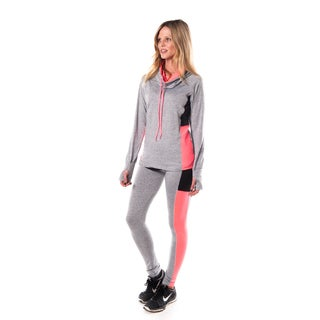 Special One Women's Active Sport Polyester Yoga 2-piece Set