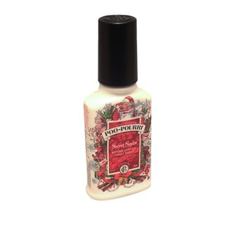 Poo-Pourri Before-You-Go 4-ounce Secret Santa Toilet Spray
