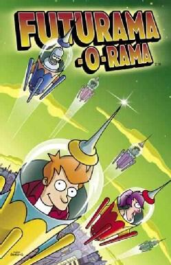 Futurama-O-Rama (Paperback)