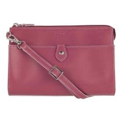 Women's Lodis Audrey Vicky Convertible Crossbody Clutch Beet/Iced Violet