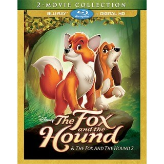Fox & the Hound 2-Movie Collection (Blu-ray Disc)