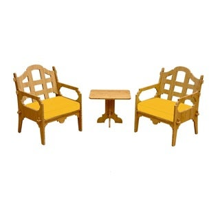 Wedgewood Furniture Palladian Lounge Two Chair and One Table Set