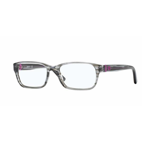 4d3897b24a Shop DKNY Mens DY4656 3449 Grey Plastic Rectangle Eyeglasses - Free ...