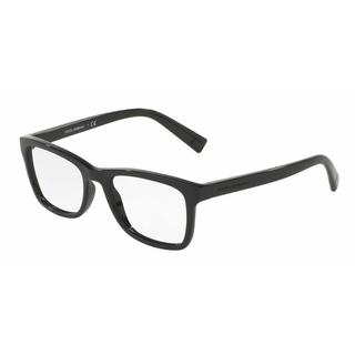 Dolce & Gabbana Mens DG5019 501 Plastic Rectangle Eyeglasses