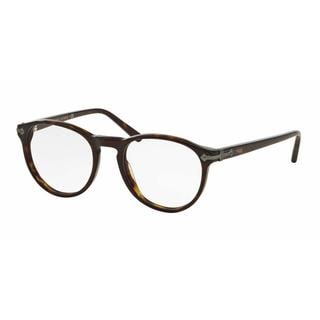 Polo Mens PH2150 5003 Havana Plastic Phantos Eyeglasses