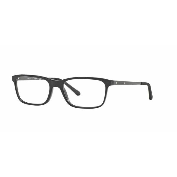 ebac1958fb3 Shop Ralph Lauren Mens RL6134 5617 Plastic Rectangle Eyeglasses ...