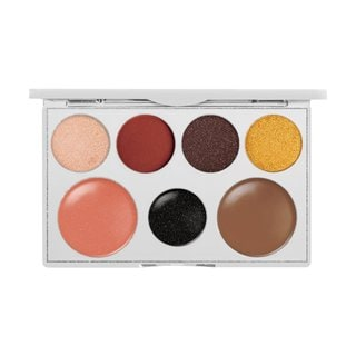 PUR Minerals Transformation Sculpting Eye and Cheek Palette