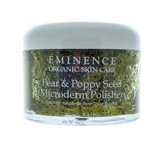 Eminence Pear & Poppy Seed 8.4-ounce Microderm Polisher