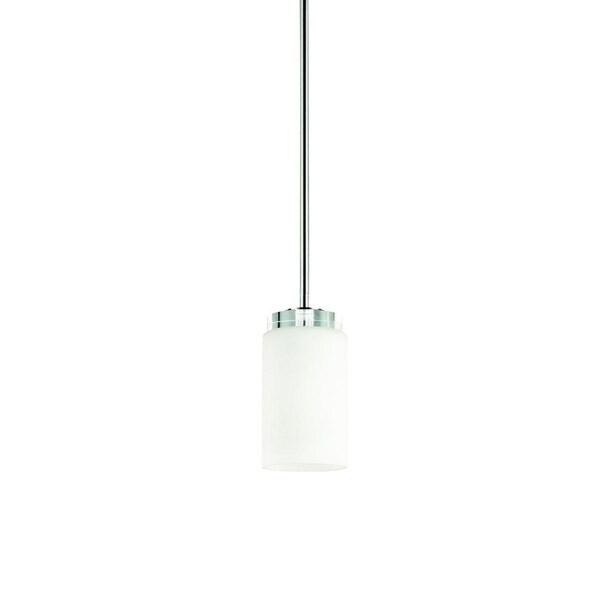 Kichler Lighting Reynes Collection 1-light Chrome Mini Pendant