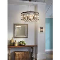 Kichler Lighting Piper Collection 6-light Espresso Chandelier/Pendant