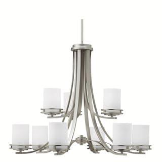 Kichler Lighting Hendrik Collection 9-light Brushed Nickel Chandelier
