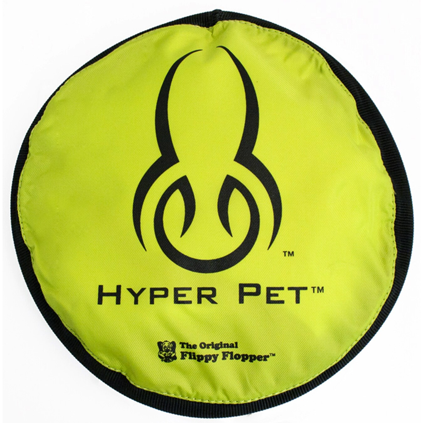 Hyper Pet Flippy Flopper 9 inch Dog Toy (Camo (Green))