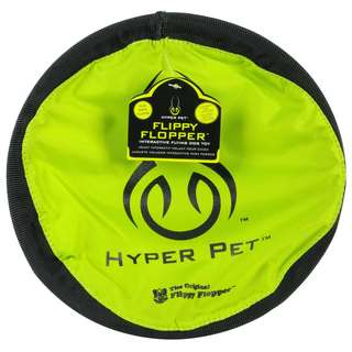 Hyper Pet Flippy Flopper 9 inch Dog Toy