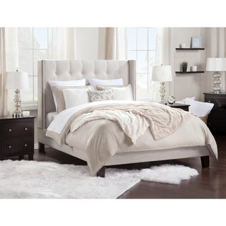 Hadleigh Upholstered Bed Queen Size