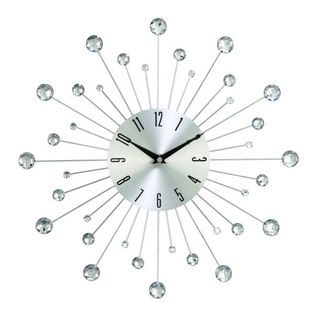 Carson Carrington Alavus Metal Wall Clock