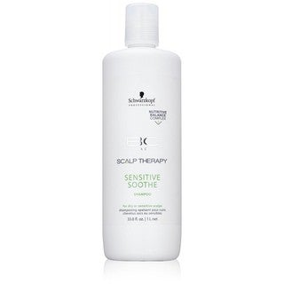 Schwarzkopf Bonacure Scalp Therapy Sensitive 33.8-ounce Soothe Shampoo
