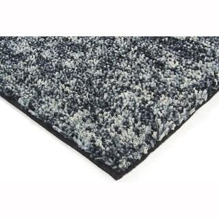 """Mandara Hand-Woven Contemporary Shag Rug (3'8""""x5'4"""")"""