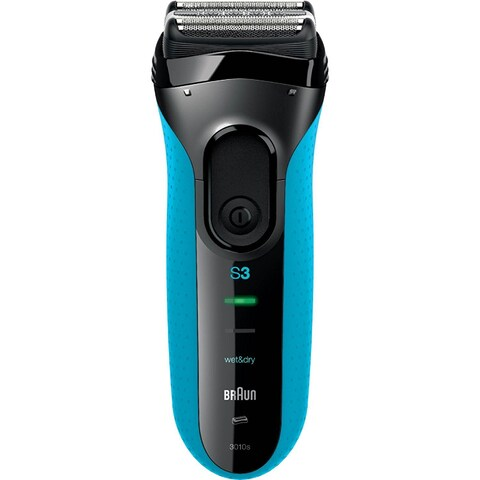 Braun Series 3 ProSkin 3010s Rechargeable Wet & Dry Electric Shaver