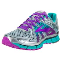 Brooks Women's Adrenaline GTS 17 Silver Running Shoes