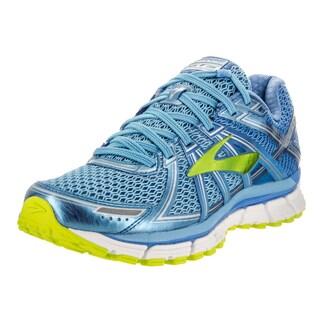 Brooks Women's Adrenaline GTS 17 Blue Running Shoes