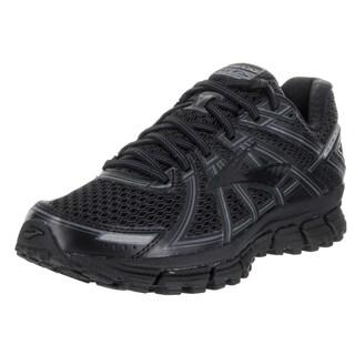 Brooks Women's Adrenaline GTS 17 Black Mesh Running Shoe